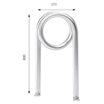 JS2C22 Sommerso Safety Pin